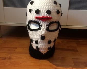 Friday the 13th Inspired Jason's Hockey Mask Ski Mask