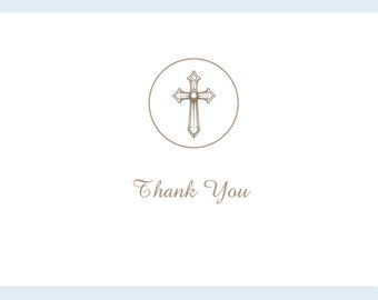 Baptism Thank You Notes