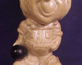 Old bowlers never die.. They just don't score as much bowling figurine