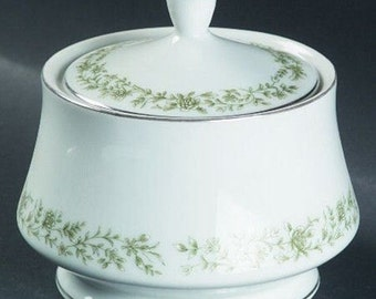 Mikasa Montclair G 9059 Sugar Bowl with Lid