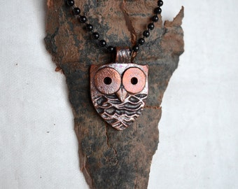Big Eyed Owl