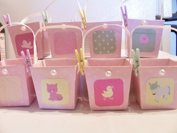 Baby Shower Favors Outlet ~ Clearance pink baby girl by sparkleandcomfort on etsy
