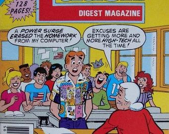1991 Archie Digest Library Laugh No 95