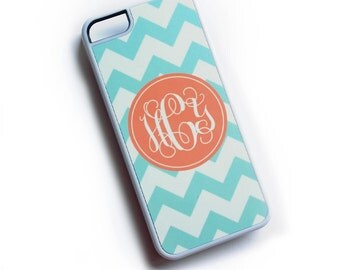 Personalized iPhone 5c Case | Monogram iPhone Cover | iPhone Case
