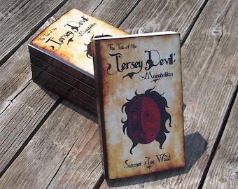 The Tale of the Jersey Devil: Misinghalikun by Summer Joy Wood - Gothic Horror - Book - Novel - Fiction - + Bonuses!