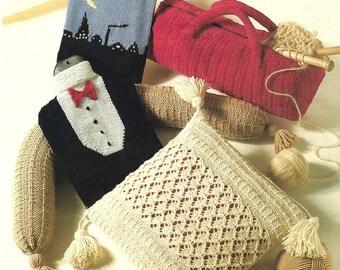 Knitting Pattern For Westie Dog : Dog Coat Knitting Pattern for Westie Dog PDF