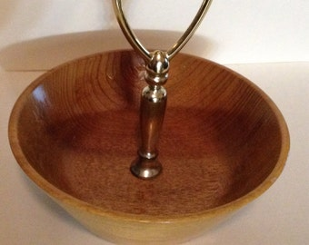 Oregon Myrtle Wooden Dish