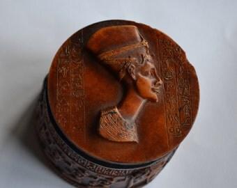 Ancient egyptian box