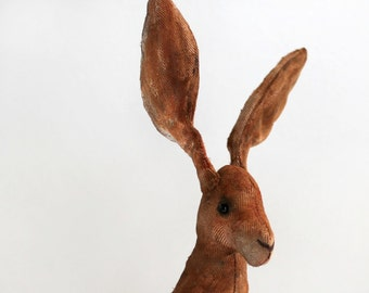 Brown Hare - Pdf sewing pattern, instant download
