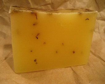Lavender Lemon Soap Bar