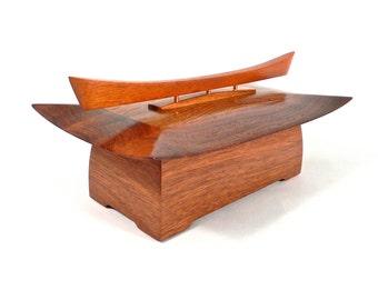 One Of A Kind Japanese Pagoda Box