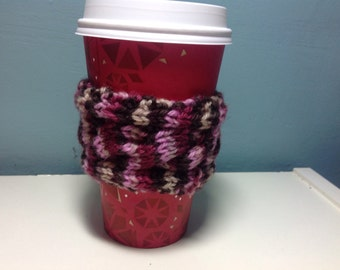 Rosewood Cabled Cozy