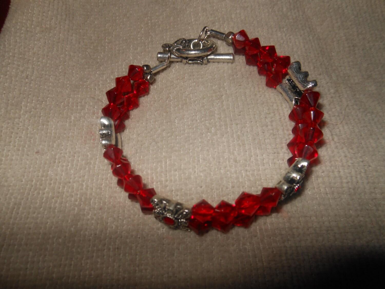 beaded starburst bracelet by iki