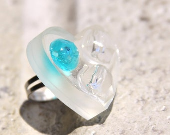 Handmade ring . Size 6-9. Free USA shipping~