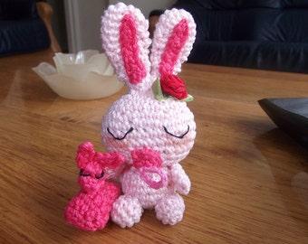 Amigurumi patroon Baby Bunny