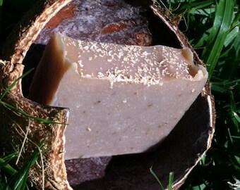 Coconut Milk Exfoliating Soap