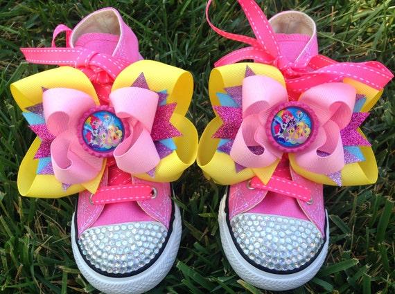 MI pequeño PONY zapatos cumpleaños de My Little por SparkleToes3