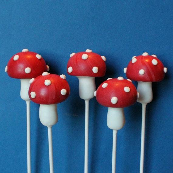 Woodland Creatures 9 Cake pops & 9 Rice Krispies | Etsy |Woodland Cake Balls