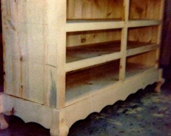 Large Rustic Sideboard