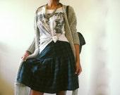VNTG *90s* Pleated Tartan Schoolgirl Skirt