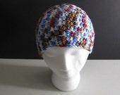 SALE - Crochet Beanie Hat