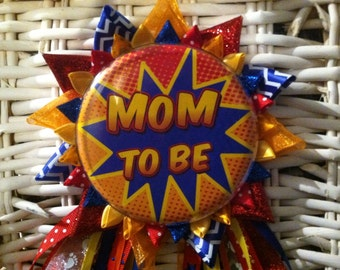 Super mom button