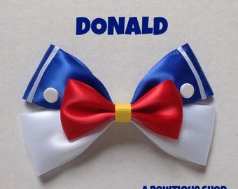 donald hair bow