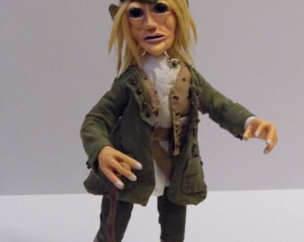 Cornelius Hedge-Hopper, Hand Crafted OOAK
