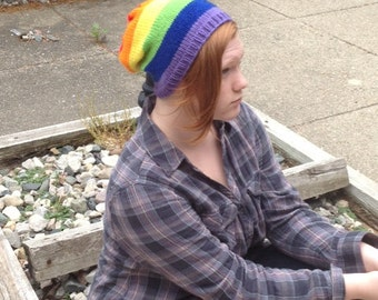 Pride Beanie -Rainbow-