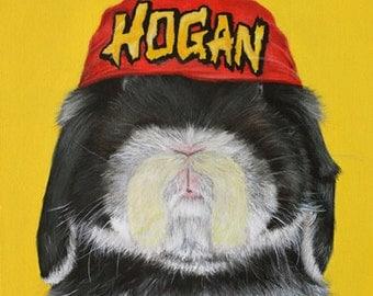Bubba loves Hulk Hogan