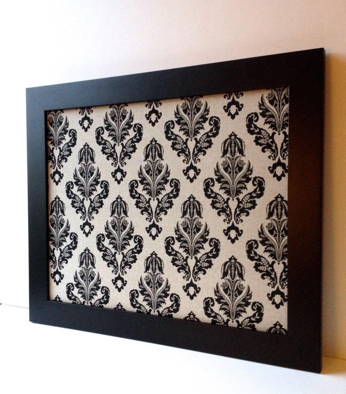 Framed Bulletin Board Oversize Big Magnetic Board Memo
