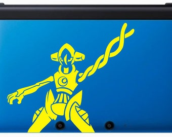 Deoxys Decal