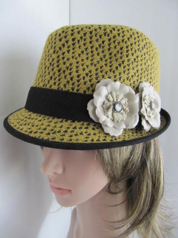 fedora hat sale fedora bling hat womens hat by