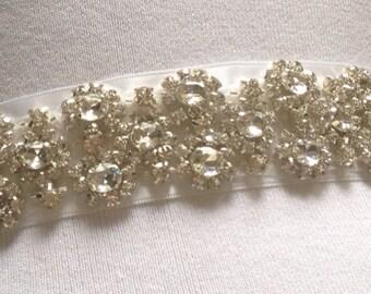 Bridal Sash,Wedding Sash Belt,Best Seller Sash,Unique Bridal sash Belt,Rhinestone Crystal Sash