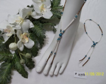 Indian Style Barefoot Sandals