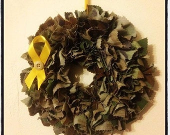 Military Wreath