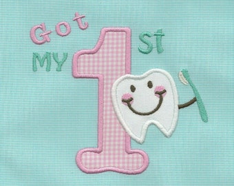 Baby Tooth Etsy