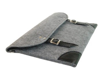 MacBook Pro 13 inch case, MacBook Air 13 inch sleeve, Laptop case, felt