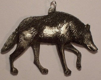 new Design..Alpha Male Wolf....Pendent........{ My B.Day  SALE  buy 1 get 1 free   5- 21  tell  5- 31 }