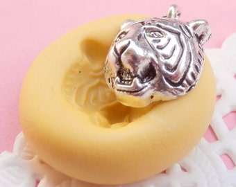 Tiger Mold Mould Resin Clay Fondant Wax Soap Flexible Mold