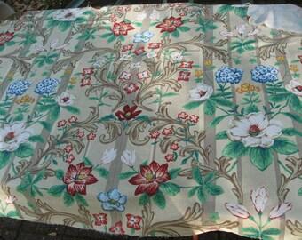 Disney fabric polyester Ft. Wilderness resort prop hidden Mickey Mouse