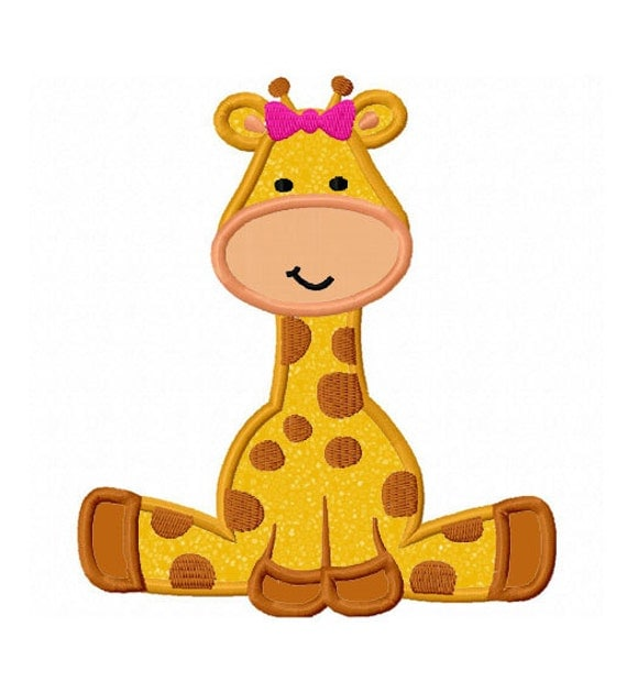 Baby Girl Giraffe Cartoon Www Pixshark Com Images