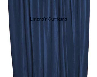 Popular Items For Navy Blue Curtains On Etsy