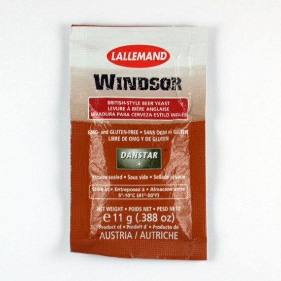 Lallemand Danstar Home Brewing Windsor English Style Dry Yeast