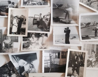 Set of Vintage film photographs (set of 40)