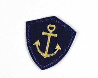 Patch Anchor 6 x 5,5cm