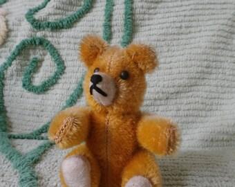 Vintage, Faux Fur, Teddy Bear