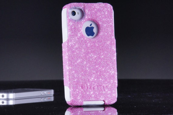 Iphone4 Otterbox Case Bling Iphone 4 Case Glitter Light By