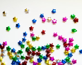 Origami Lucky Stars - 100 Metallic.