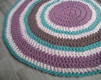 SUPER SALE Crochet rug, carpet